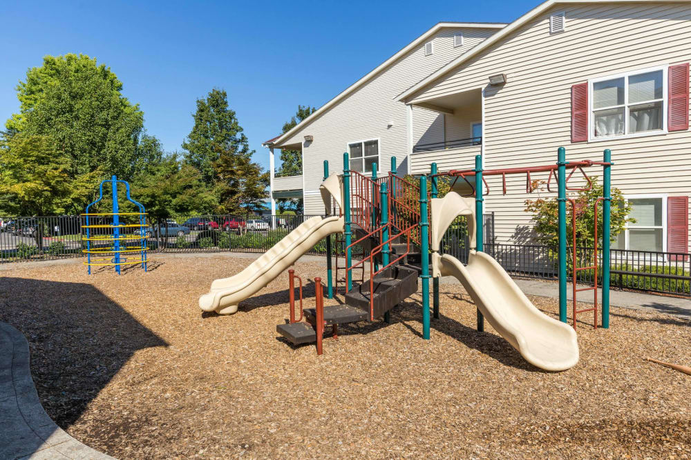 playground at The Landings at Morrison Apartments