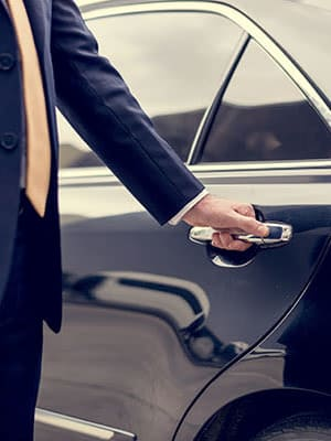 Limousine & Car Services at TAVA Waters in Denver, Colorado