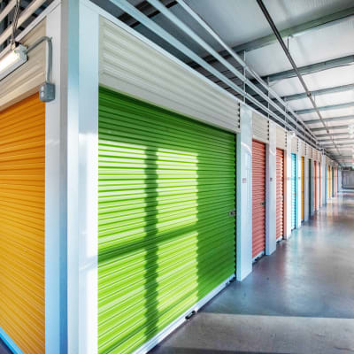 View the unit sizes and prices at Cubes Self Storage in Draper, Utah