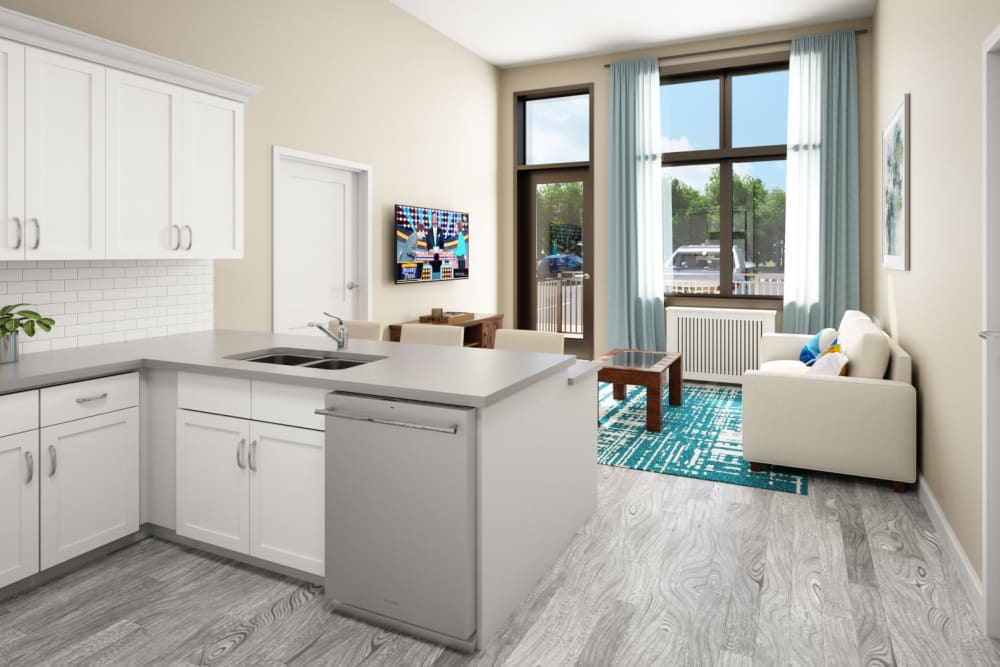 Spacious resident floor plans at Anthology of Mayfield Heights - OPENING 2020 community in Mayfield Heights, Ohio