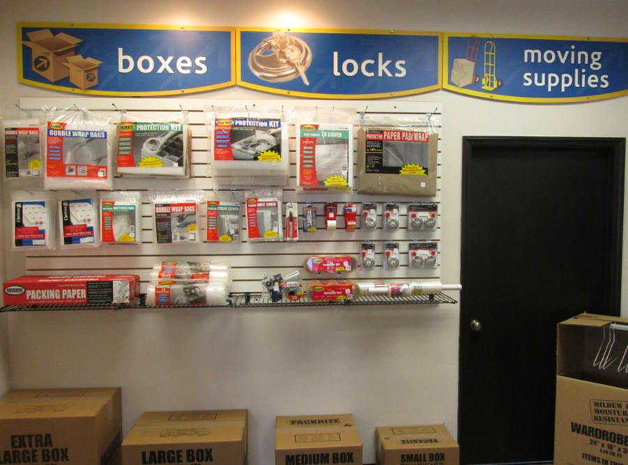 Tape and Packing Supplies at Compass Self Storage in Philadelphia, PA