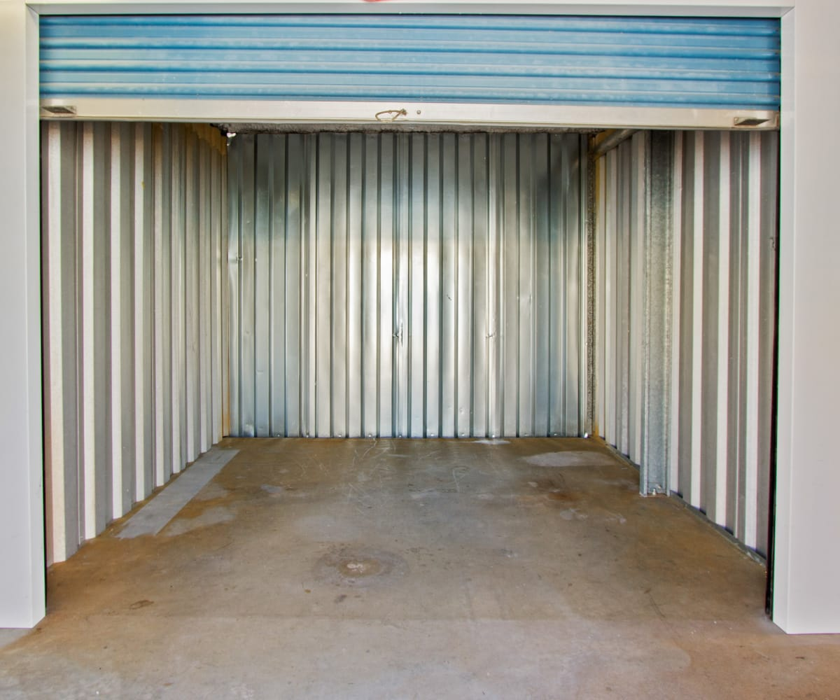 Climate Controlled units at Global Self Storage in Summerville, South Carolina
