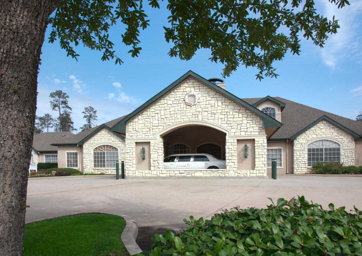 Carriage Inn Conroe - Conroe, TX Retirement Center Management