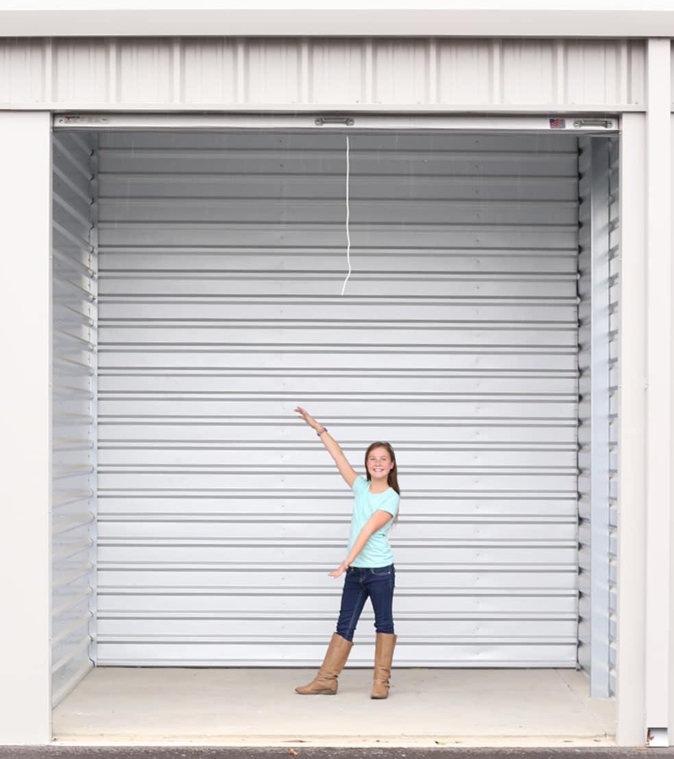 Self storage units for rent at BIG Storage in Nampa, Idaho