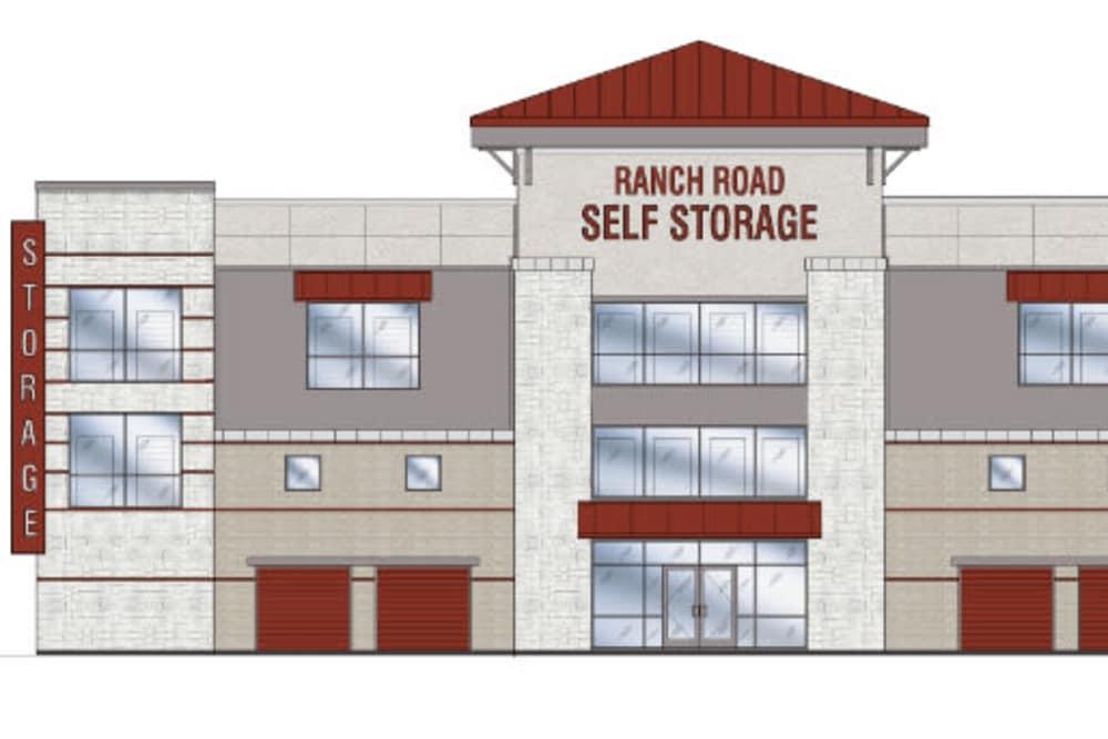 Self Storage Units San Marcos Tx Ranch Road Self Storage