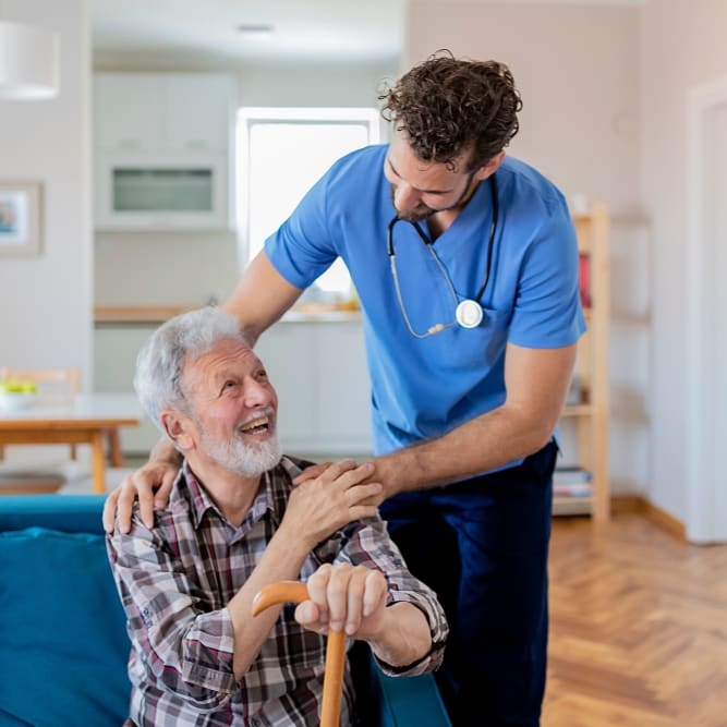 View more about Home Health at Wellness at Home in Albany, Oregon