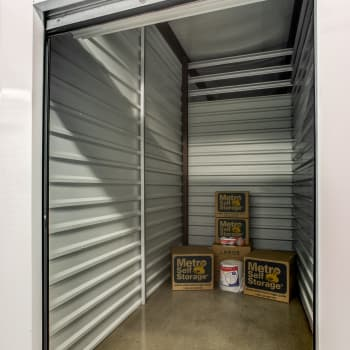 Metro Self Storage offers convenient storage solutions in Orlando
