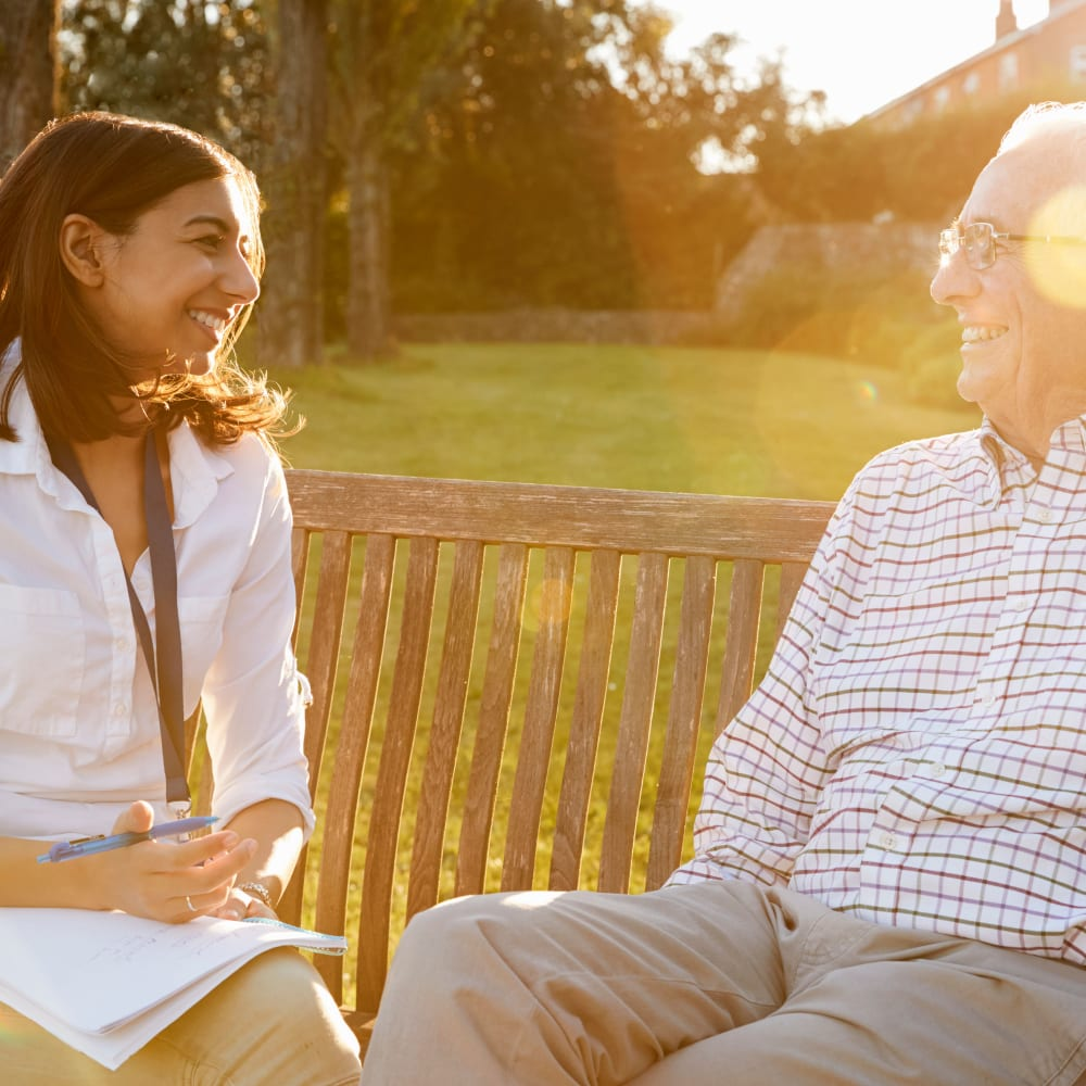 Find a career at a Anthology Senior Living Community near you.