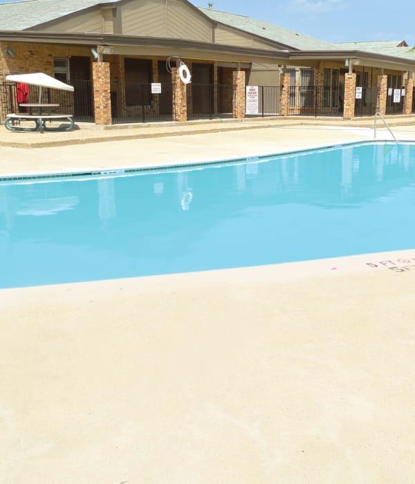 Pool at Ladera Palms