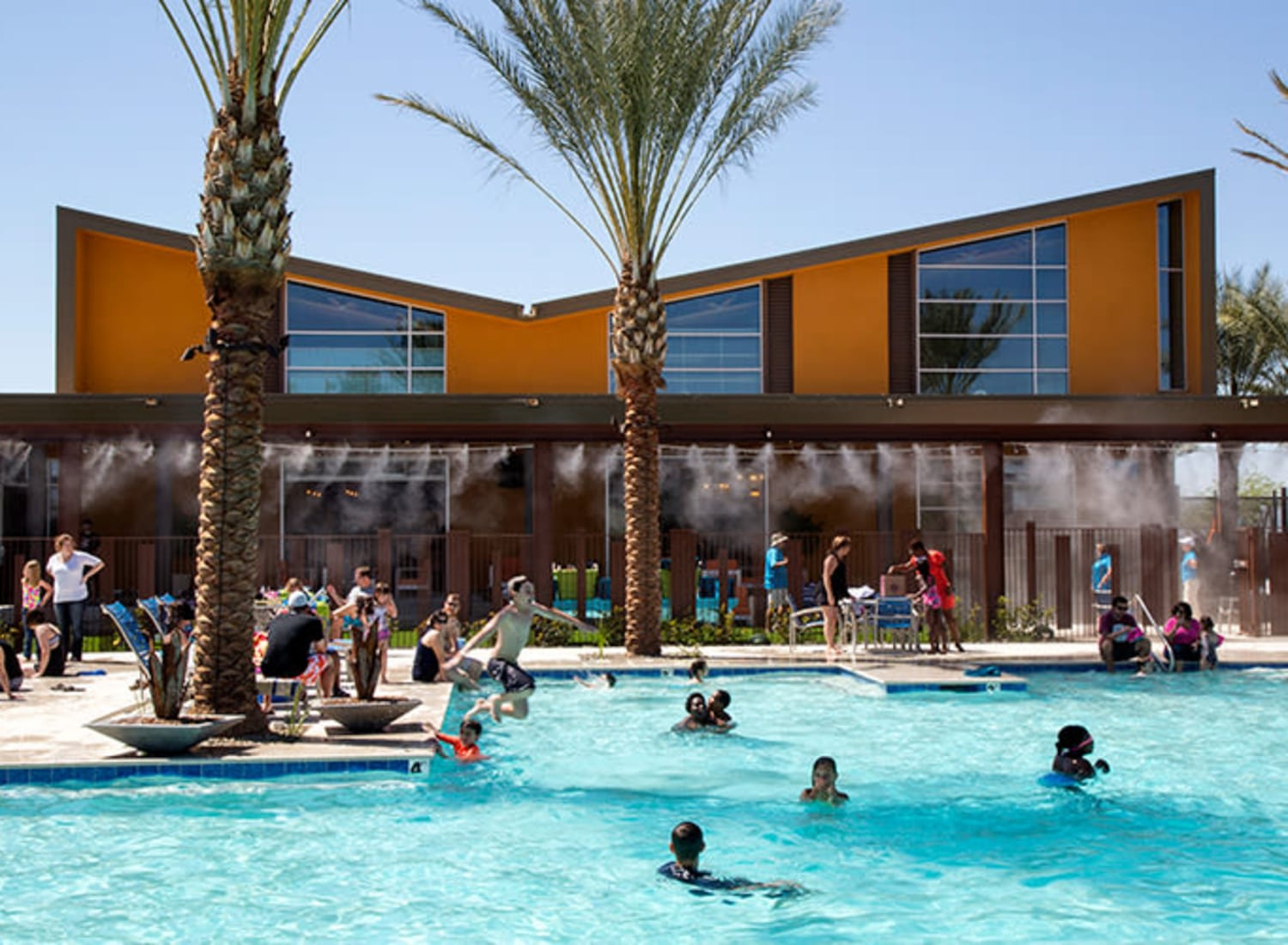 Eastmark apartments in Mesa, Arizona