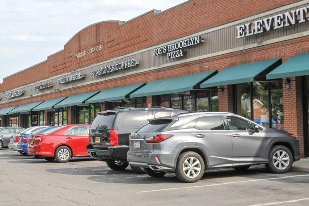 Shopping near Brighton Gardens in Rochester, New York