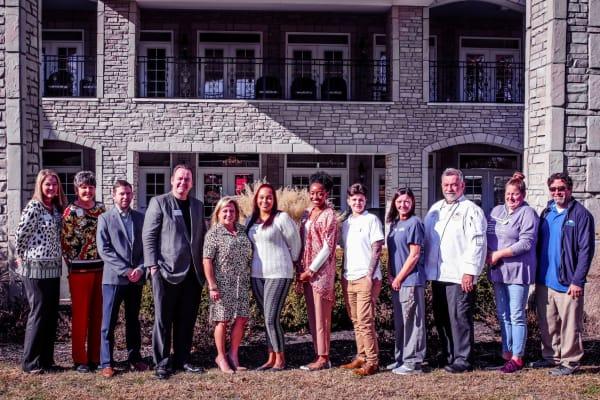 Staff at The Lakes of Paducah in Paducah, Kentucky