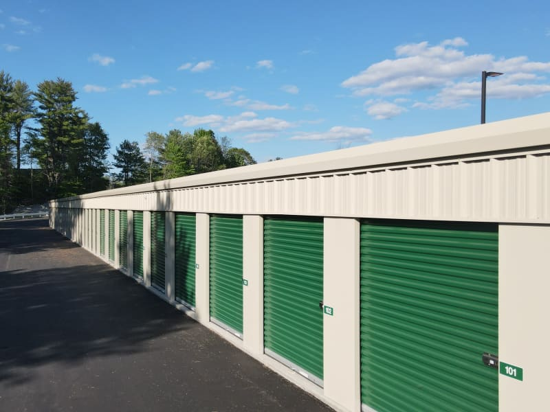 Packing materials available to purchase at 603 Storage - Belmont in Belmont, New Hampshire