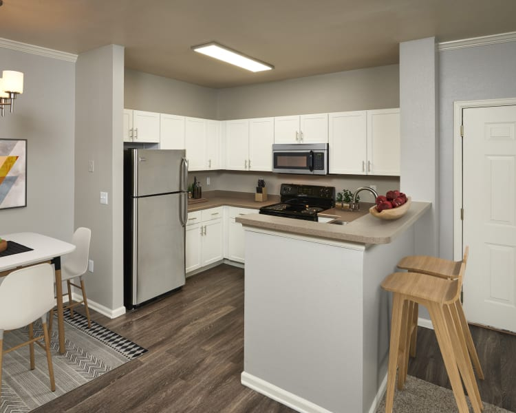 Click to see our floor plans at Westridge Apartments in Aurora, Colorado
