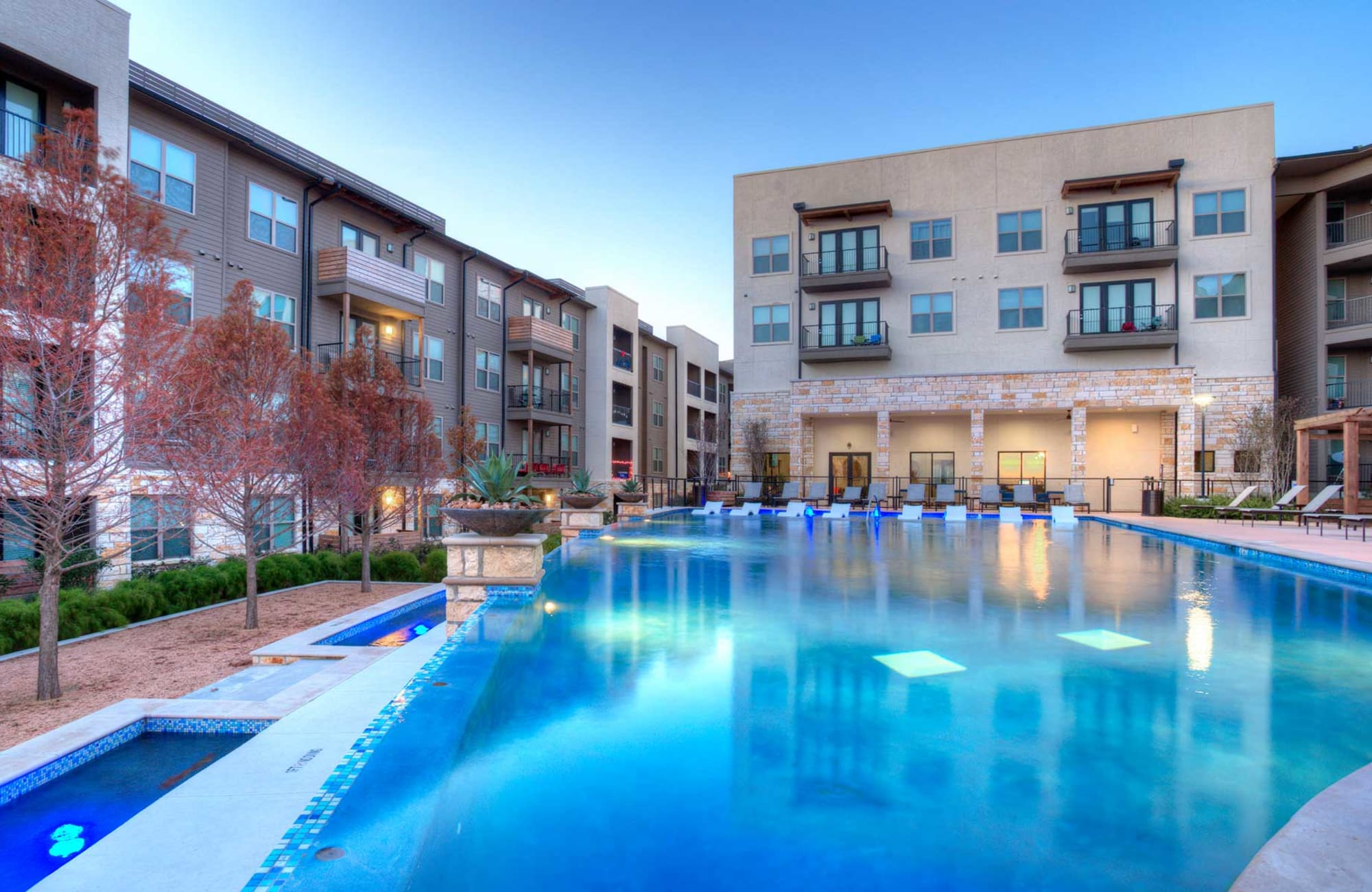 Apartments at Axis at The Rim in San Antonio, Texas