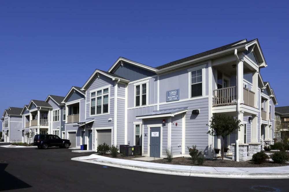 Townhome Style Apartment Complex at  Springs at Kenosha Apartments