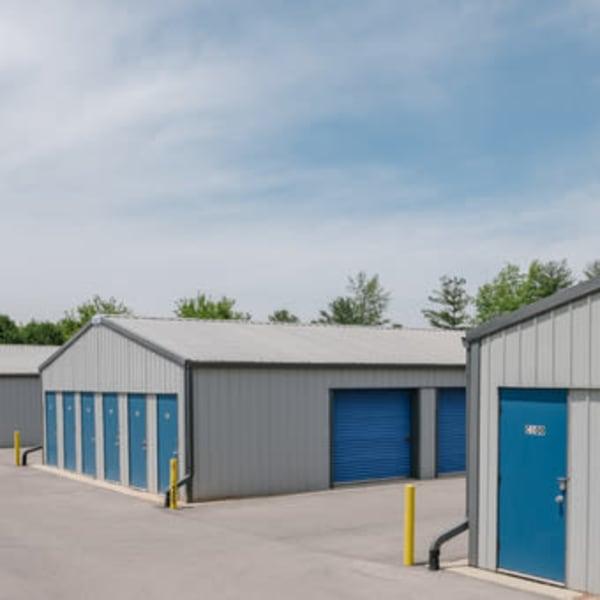 Self storage units for rent at StayLock Storage in Bristol, Indiana