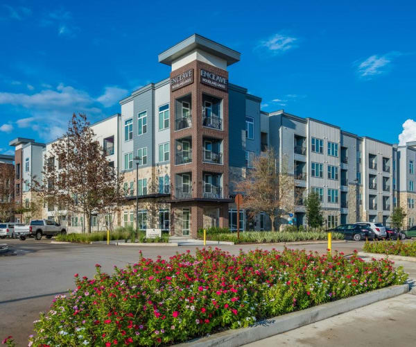 A multifamily community managed by Integrated Real Estate Group, based in Southlake, Texas