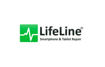 Lifeline logo, a retail shop near Inman Quarter in Atlanta, Georgia