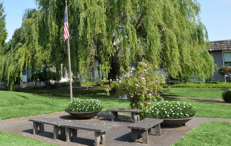 Photo tour of Regency Gresham Nursing and Rehabilitation Center in Gresham, Oregon