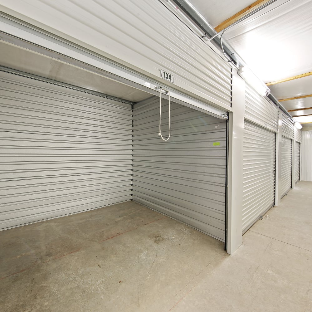 Climate Controlled units at Global Self Storage in Dolton, Illinois