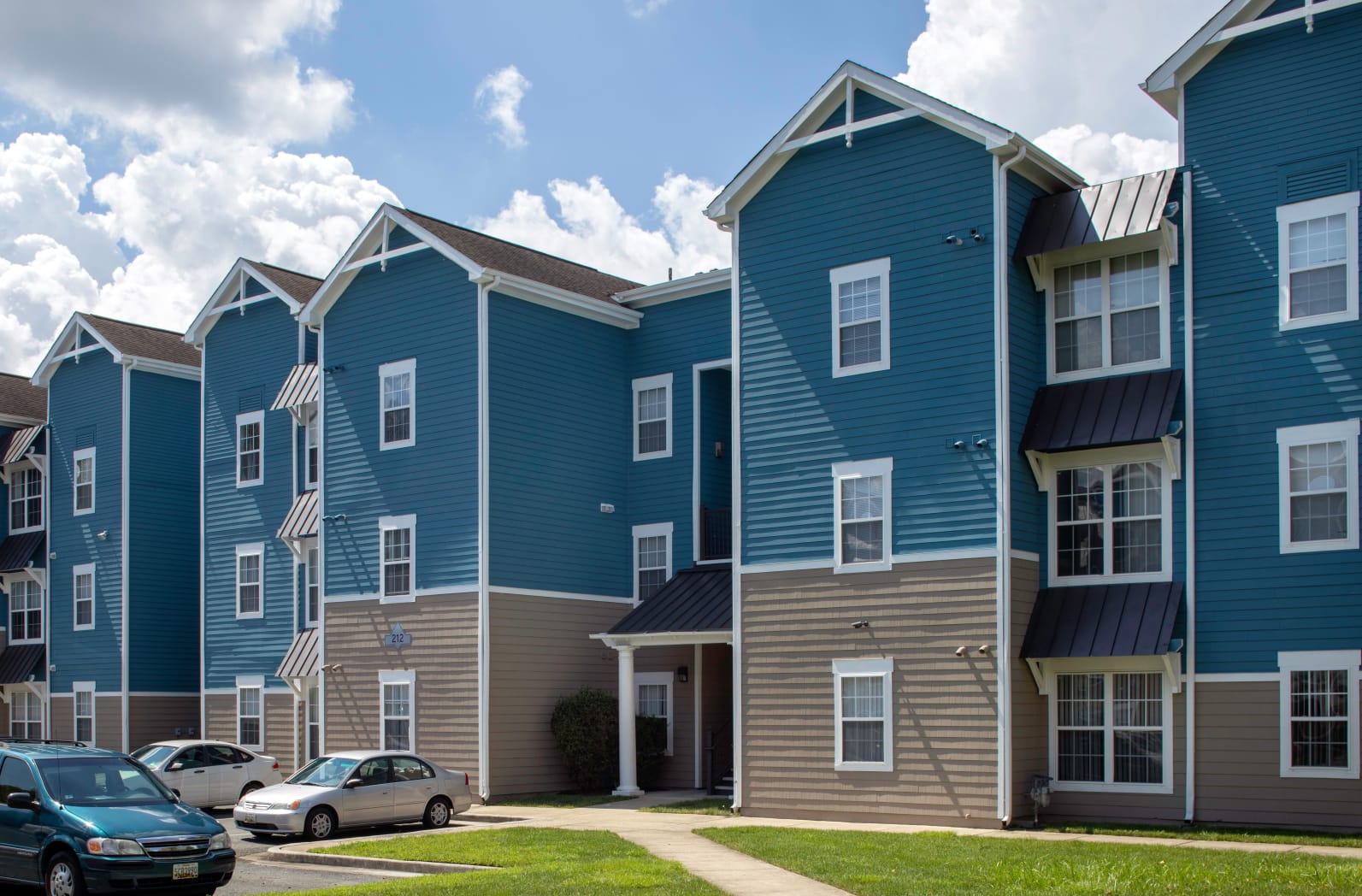 The Flatts Salisbury - off campus student housing in Salisbury, Maryland