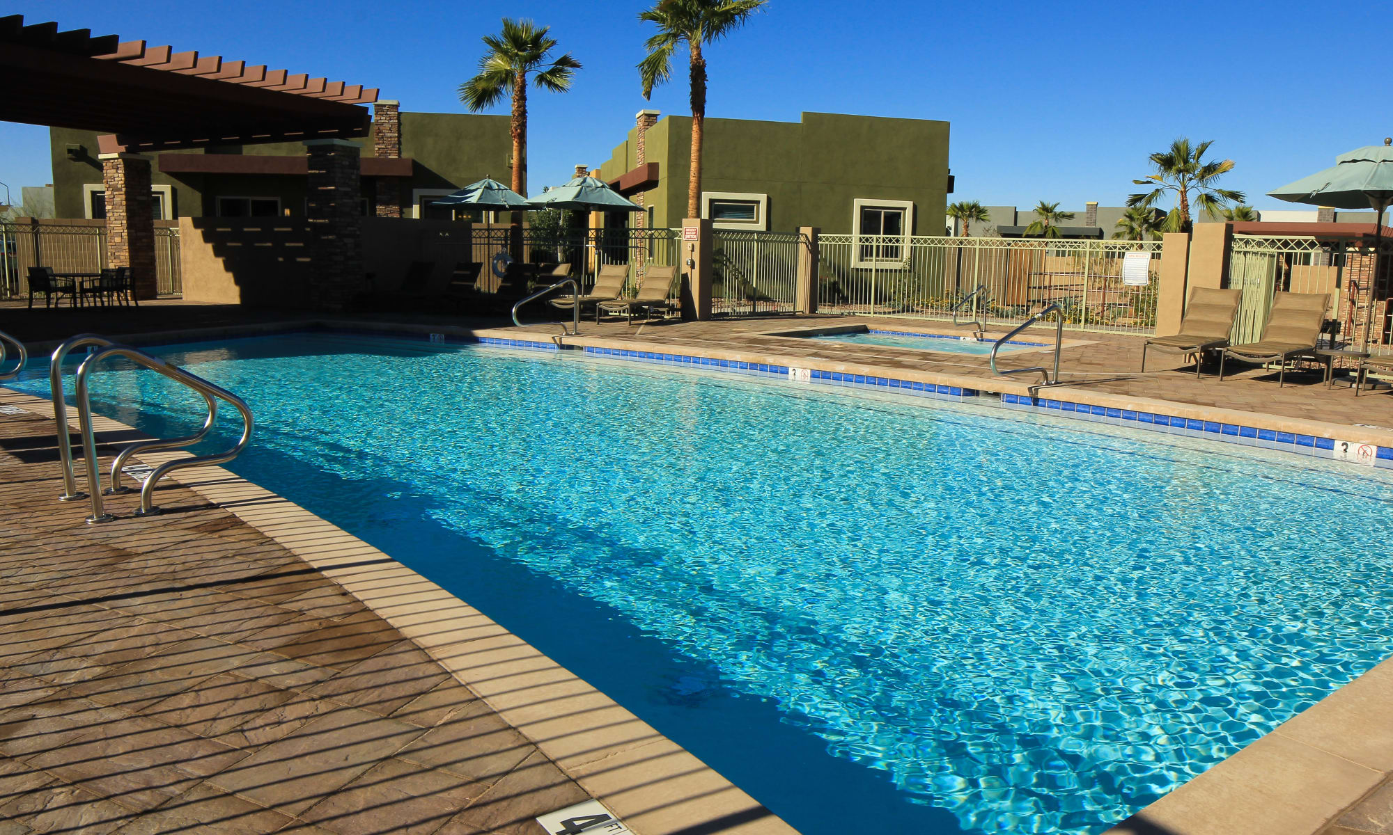 Apartments at Arizona in Gilbert, Arizona