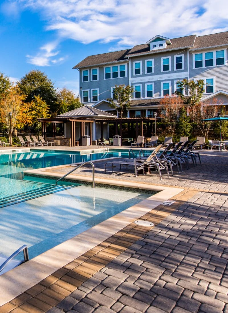 View our amenities at Marquis at Morrison Plantation in Mooresville, North Carolina