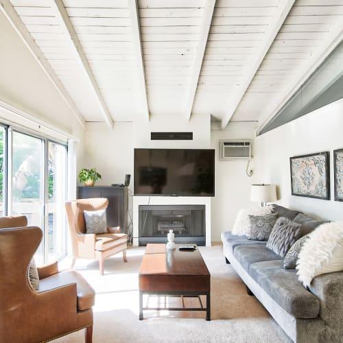 View floor plans at Mediterranean Village Apartments in Costa Mesa, California