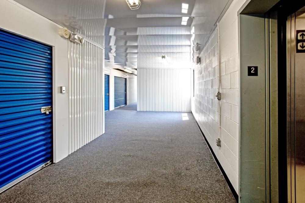 indoor units at Metro Self Storage in Southampton, New York
