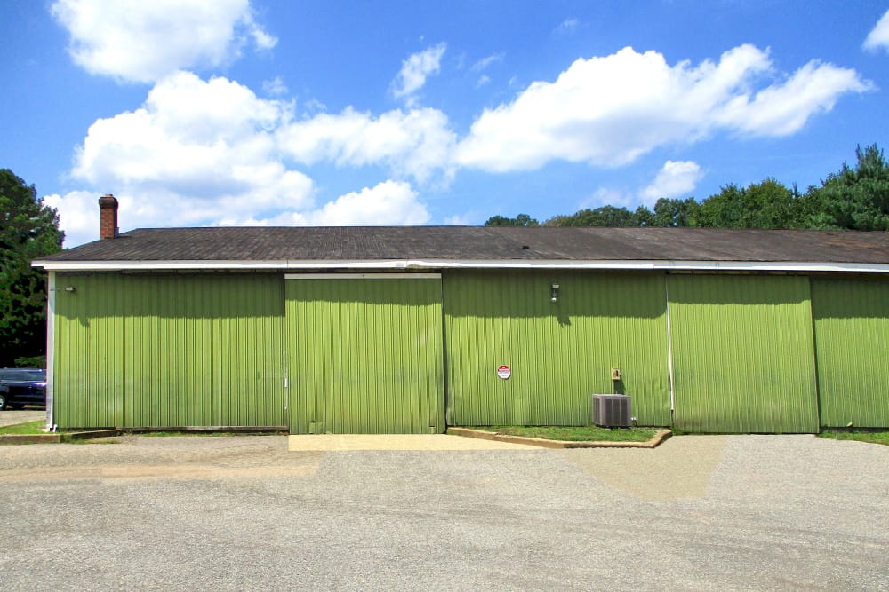 Exterior view of  Prime Storage in Montpelier, VA