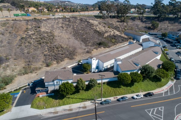 Self storage units for rent at Storage Solutions in Capistrano Beach, California
