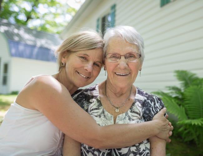 Assisted living care at Arbor Glen Senior Living in Lake Elmo, Minnesota