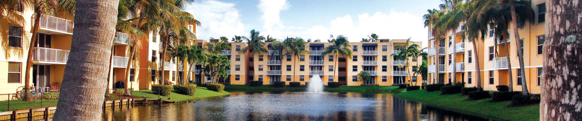 Contact Beach Walk at Sheridan for information about our apartments in Dania Beach
