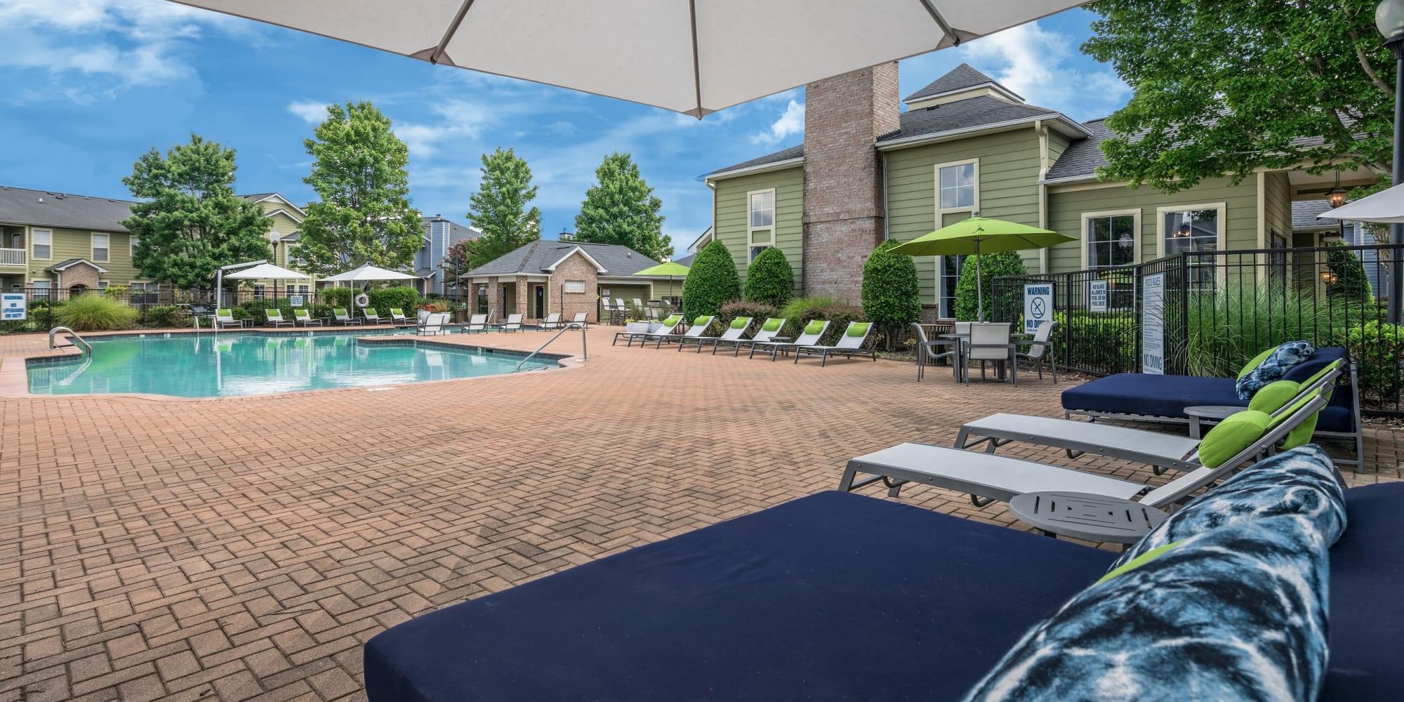 Apartments at Highlands at Alexander Pointe in Charlotte, North Carolina