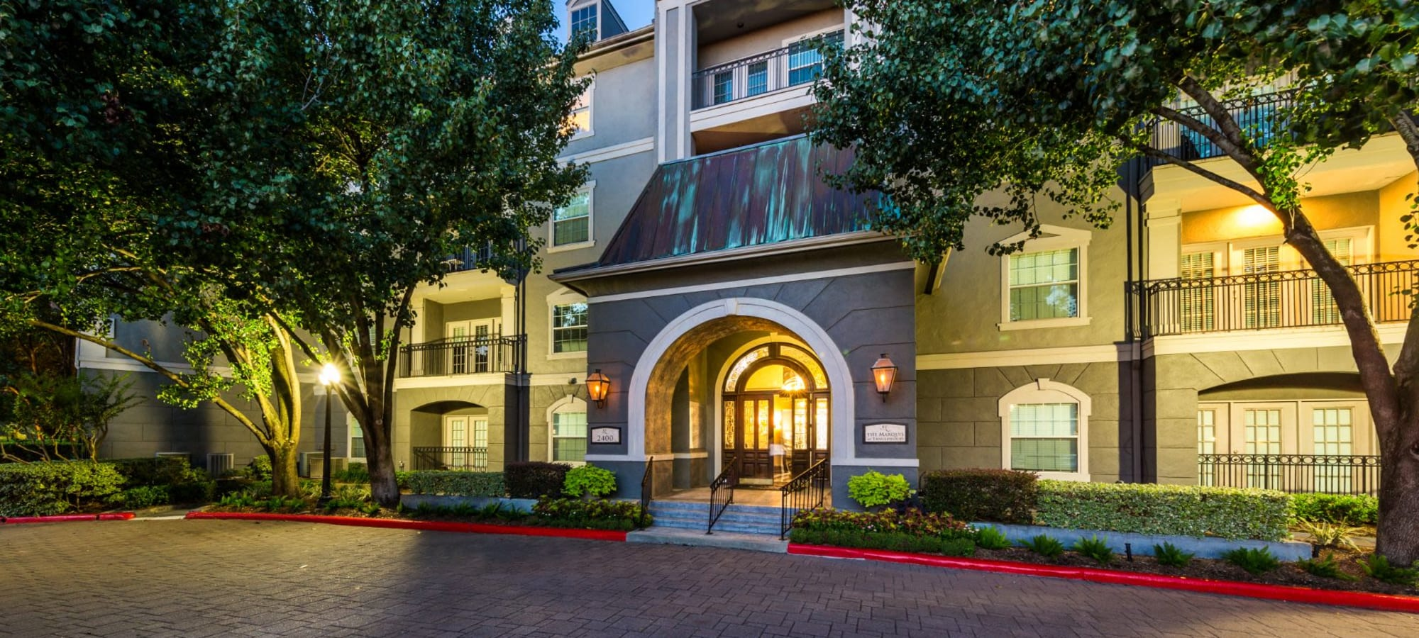 Apartments at Marquis at Tanglewood in Houston, Texas