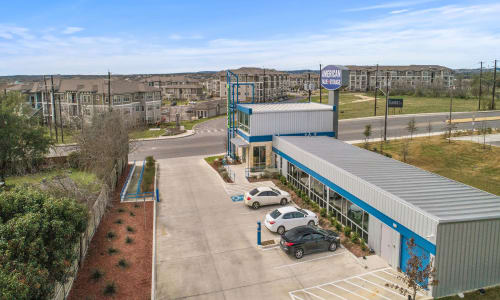 American Value Storage offers a Parking Area for easy moving San Antonio, Texas