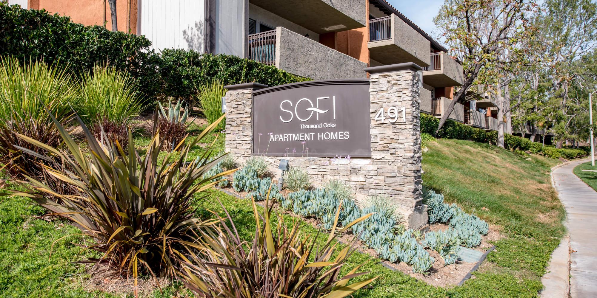 Apartments at Sofi Thousand Oaks in Thousand Oaks, California