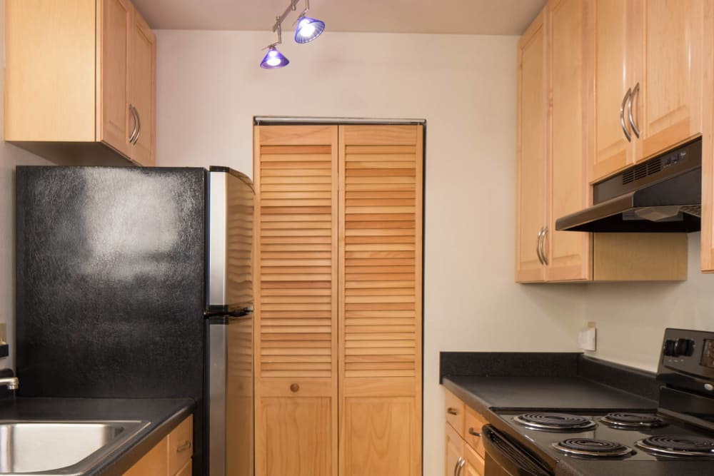 Spacious Kitchens at Greens at Schumaker Pond in Salisbury, MD