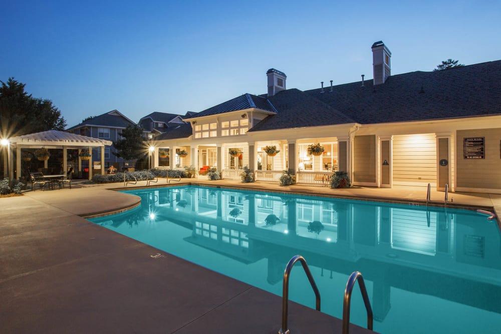 Swimming Pool at The Seasons at Umstead in Raleigh, North Carolina