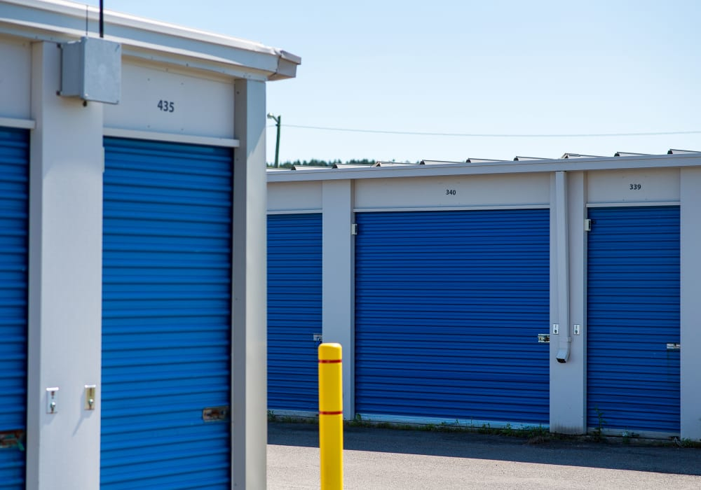 Units for rent at Apple Self Storage - Saint John West in Saint John, New Brunswick