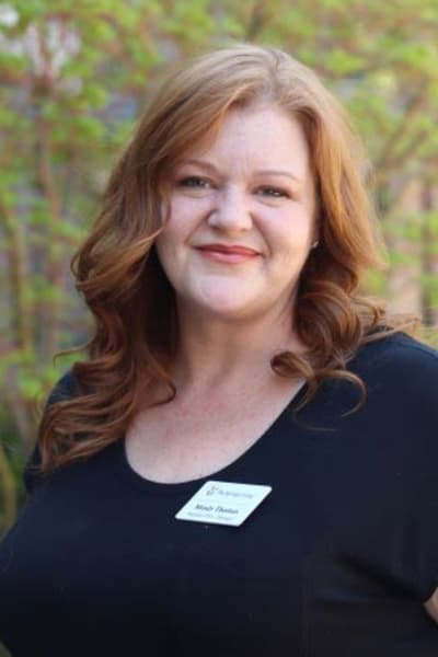 Mindy Thomas, Business Office Manager at The Springs at Veranda Park in Medford, Oregon