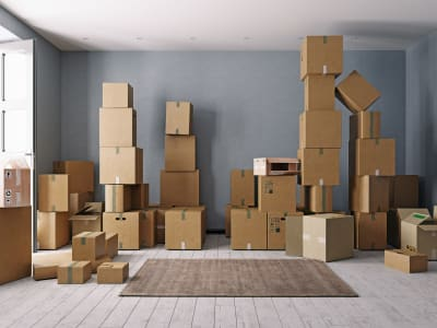 Get your packing and moving supplies with The Storage Fox in Yonkers, New York