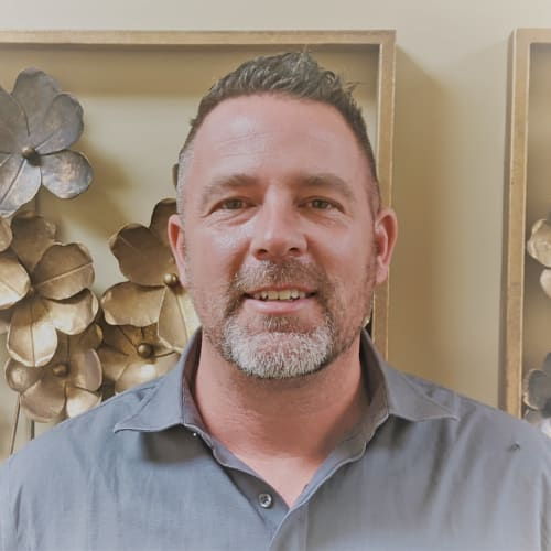 Rich Hopkins, Executive Director of Keystone Place at Terra Bella in Land O' Lakes, Florida