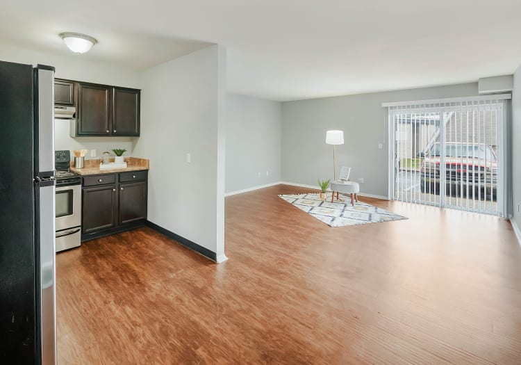 Spacious floor plans at Vivid Lofts in Chattanooga, Tennessee