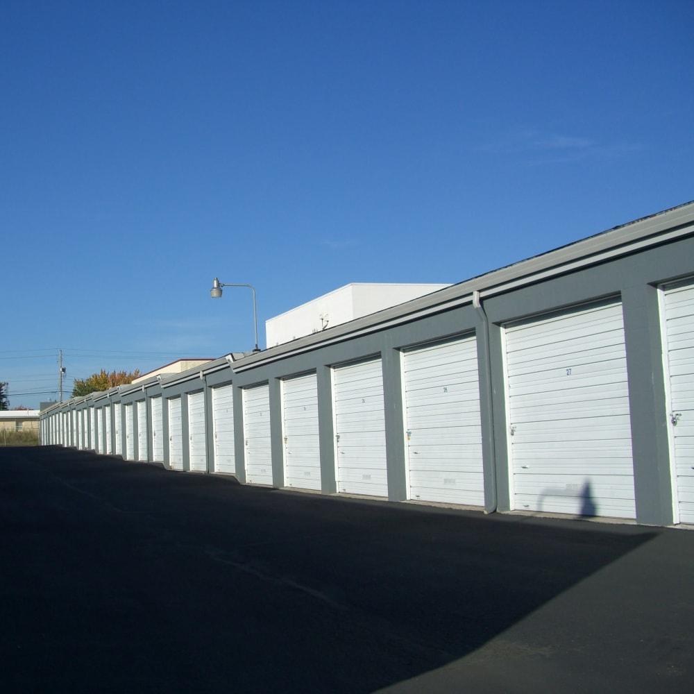 Drive Up Access Storage Units in Vancouver, WA at U-Lock-It Self Storage