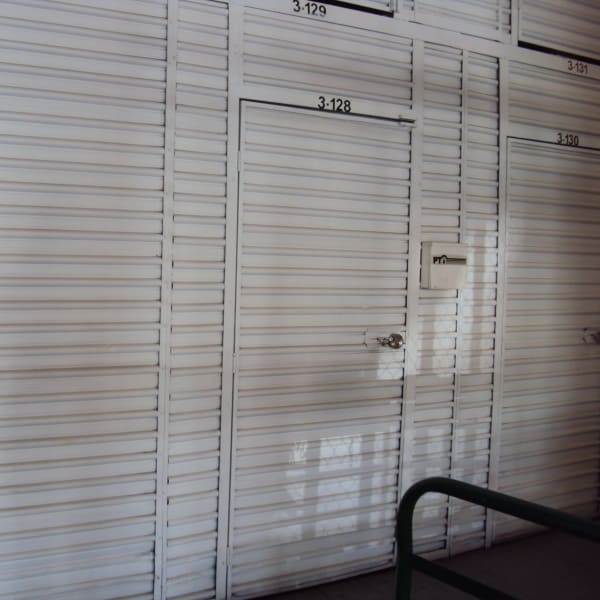 Climate-controlled outdoor storage at StorQuest Self Storage in Honolulu, Hawaii