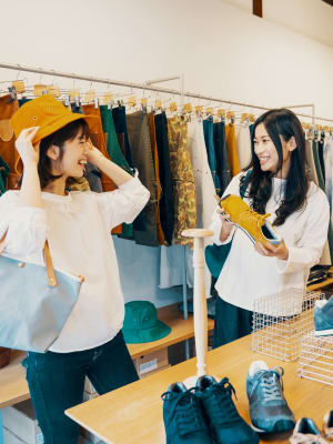 Women enjoying shopping at near Elevate in Englewood, Colorado