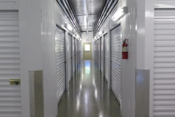 A variety of storage sizes at All Seasons Storage Centers in College Station, Texas