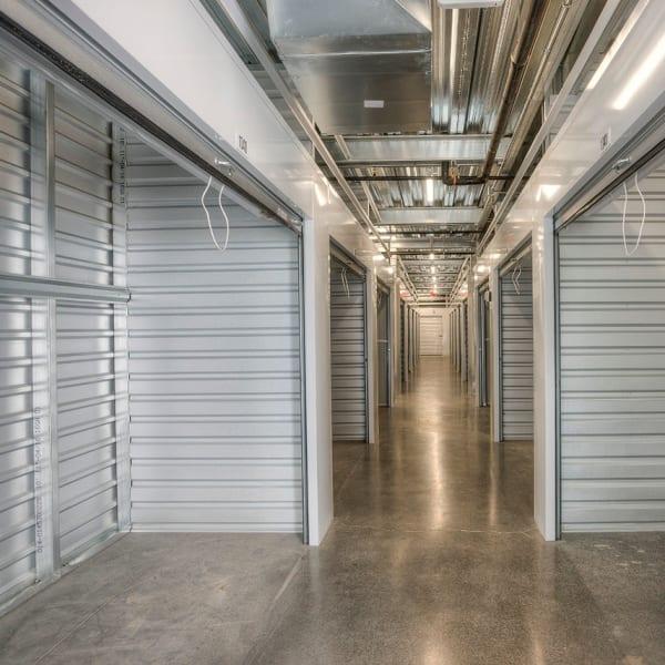 Indoor climate controlled storage units at StorQuest Self Storage in Scottsdale, Arizona